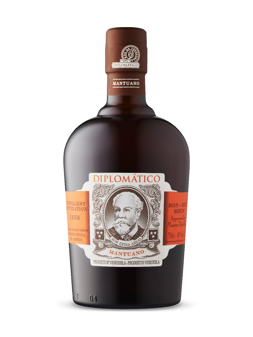 Image for Diplomatico Mantuano from LCBO