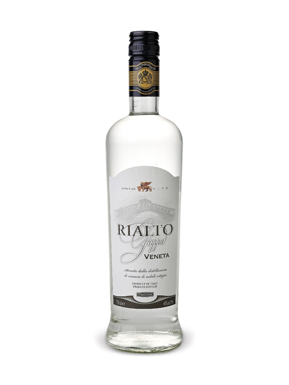 Image for Grappa Rialto from LCBO