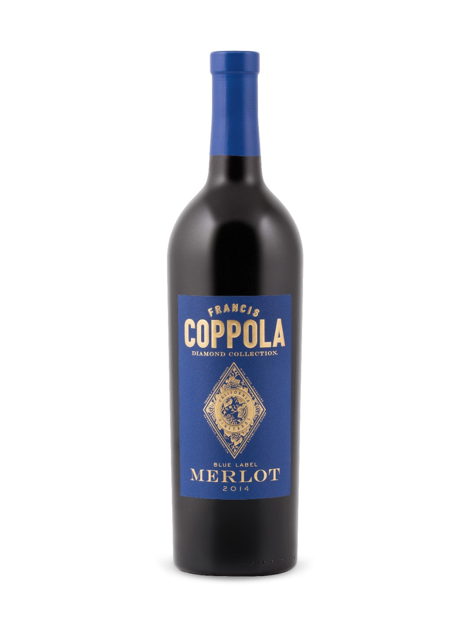 Image for Francis Coppola Diamond Collection Blue Label Merlot 2016 from LCBO
