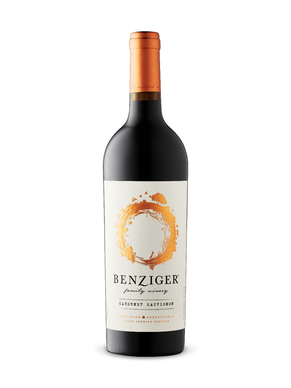 Image for Benziger Cabernet Sauvignon 2016 from LCBO