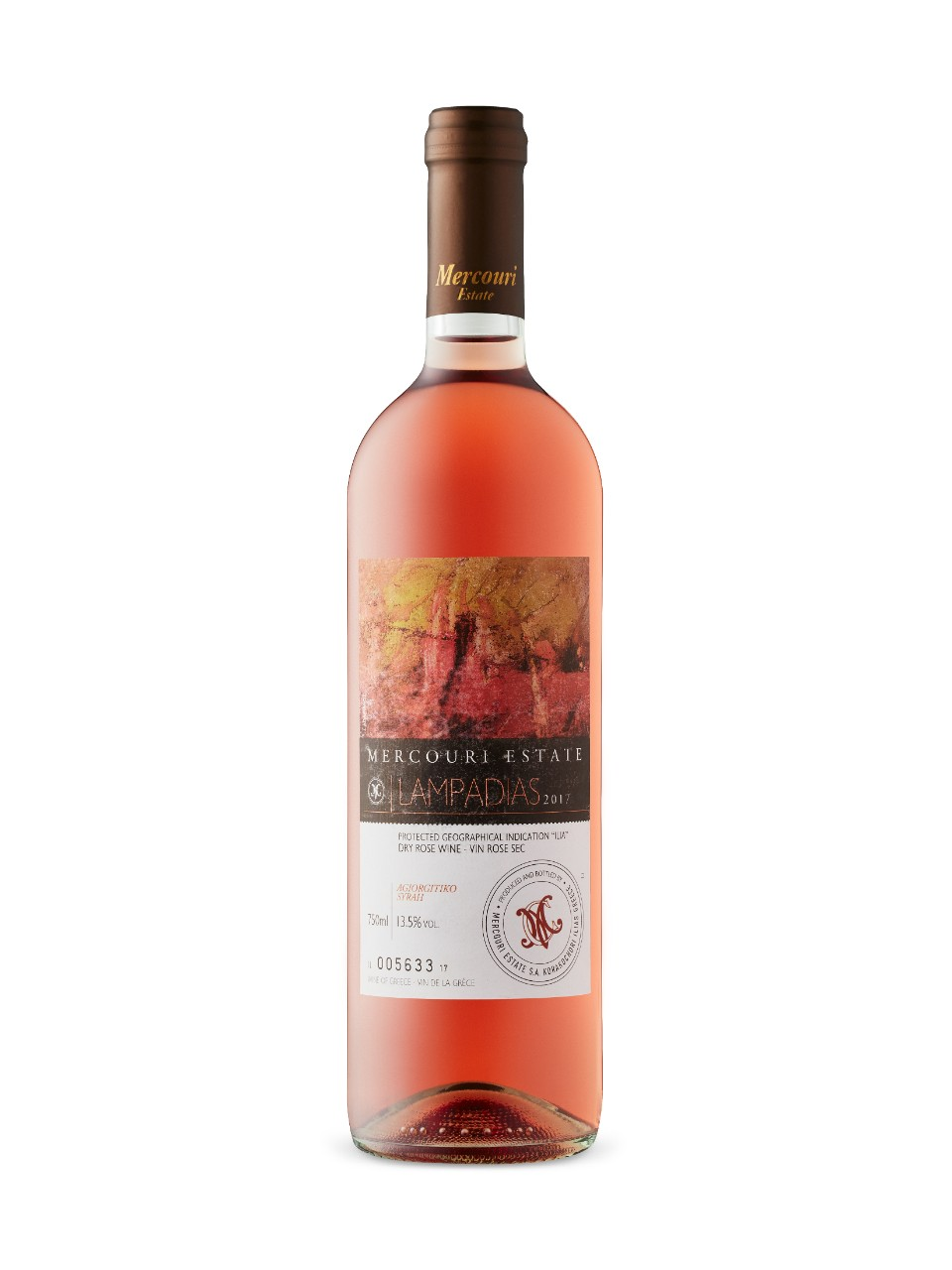 Image for Mercouri Lampadias 2017 from LCBO