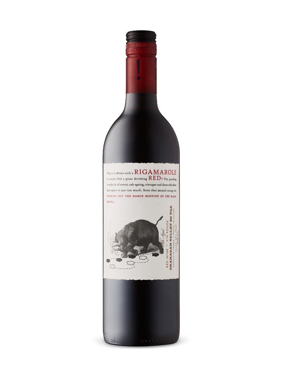 Image for Rigamarole Red Blend VQA from LCBO