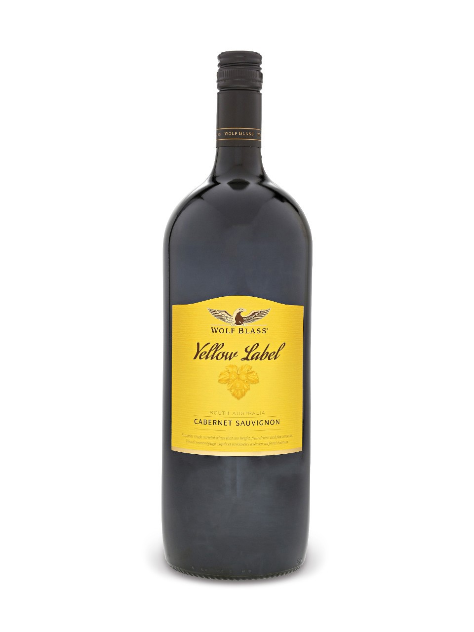 Wolf Blass Yellow Label Cabernet Sauvignon from LCBO