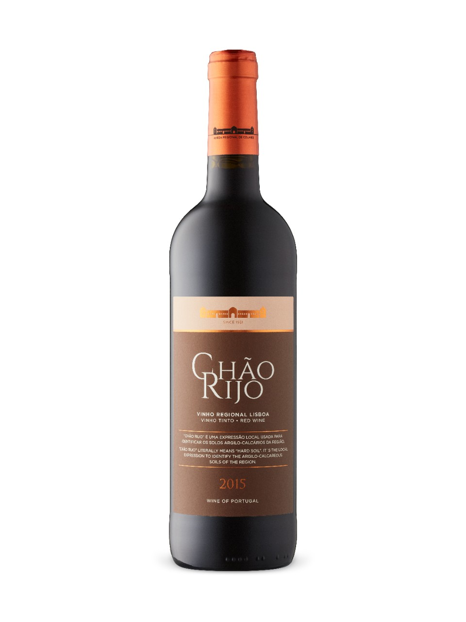 Image for Chao Rijo LX Red 2015 from LCBO