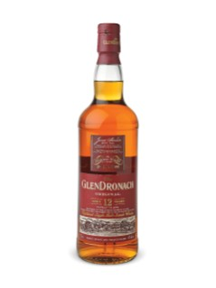Glendronach 12 Year Old Highland Single Malt Scotch Whisky