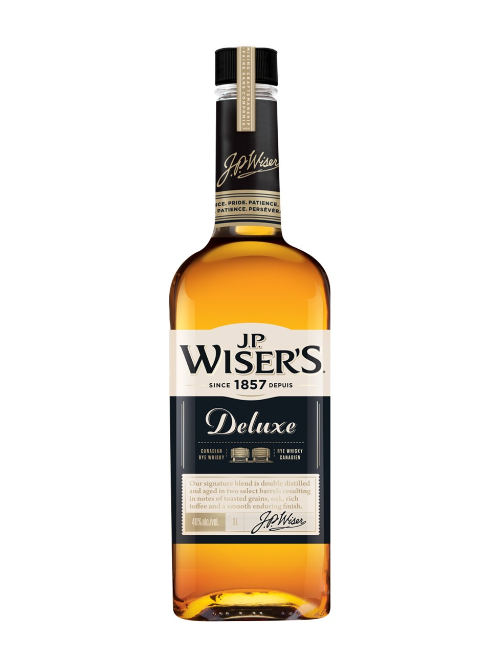 Image for J.P. Wiser's Deluxe Whisky from LCBO