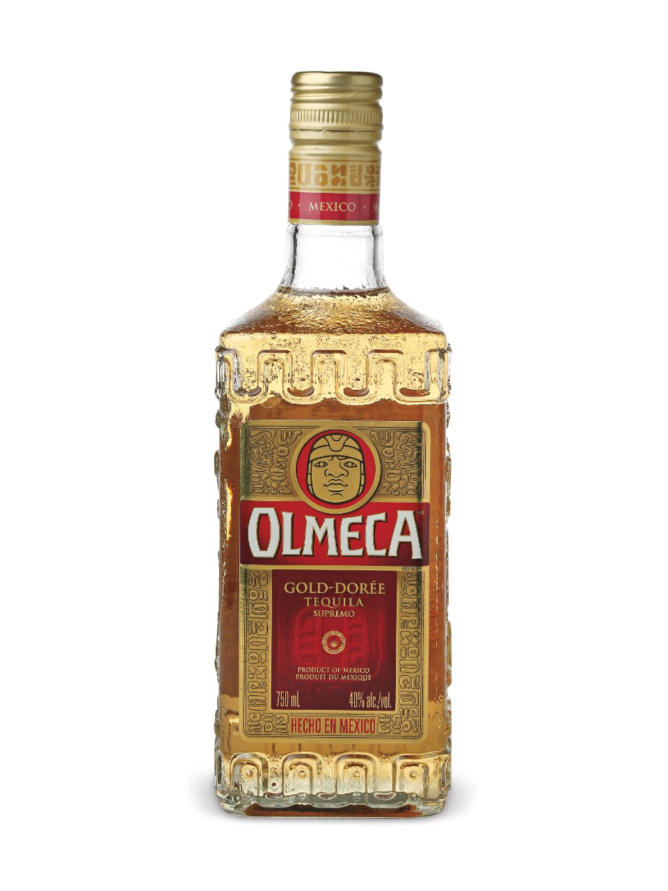 Image for Olmeca Tequila Gold from LCBO