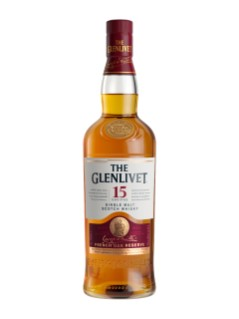 The Glenlivet French Oak Reserve 15 Year Old Single Malt Scotch Whisky