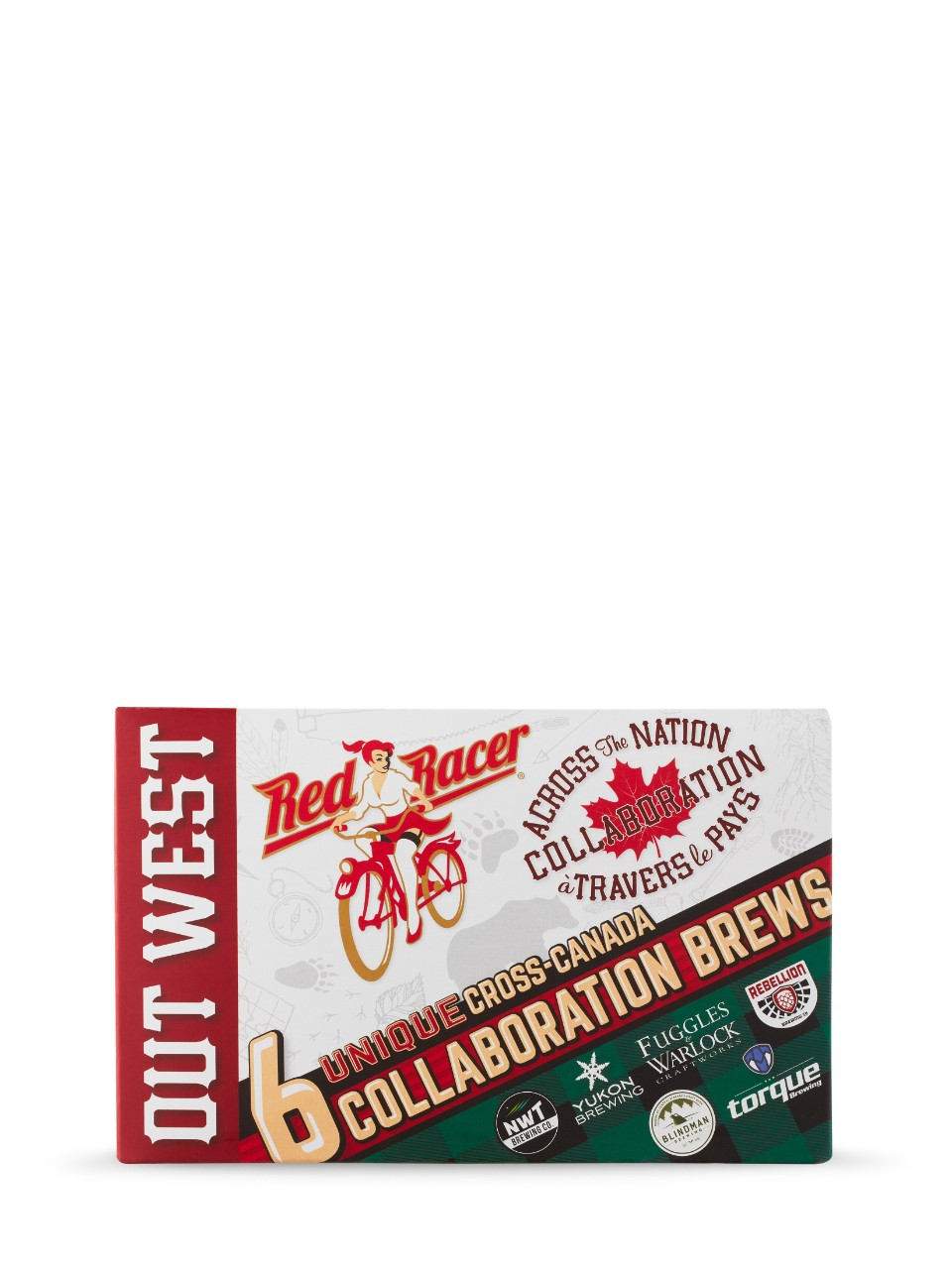 Image for Red Racer Across the Nation Collaboration West from LCBO