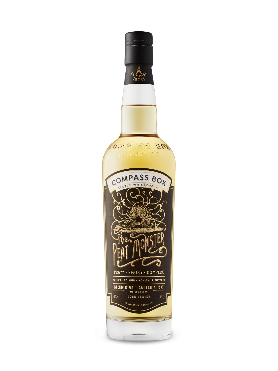 Image for Compass Box The Peat Monster Vatted Malt Scotch Whisky from LCBO