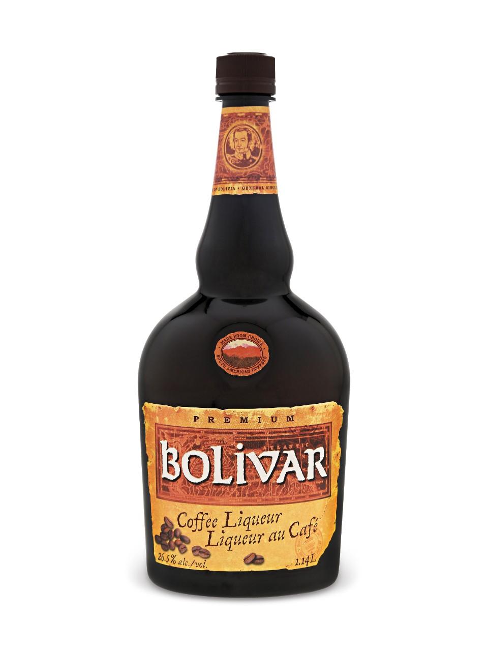 Bolivar Coffee Liqueur Lcbo