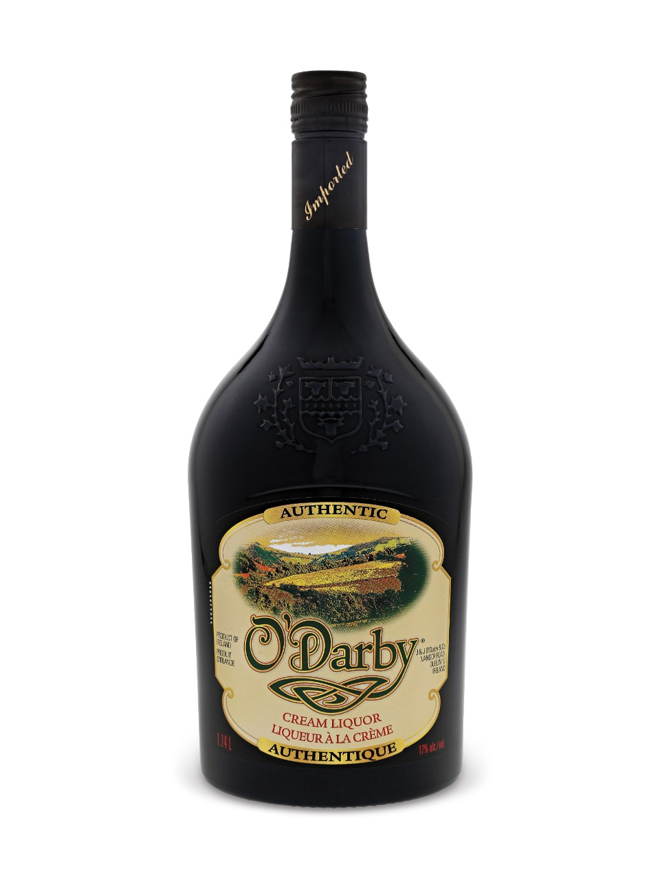 O Darby S Irish Cream Liqueur Lcbo