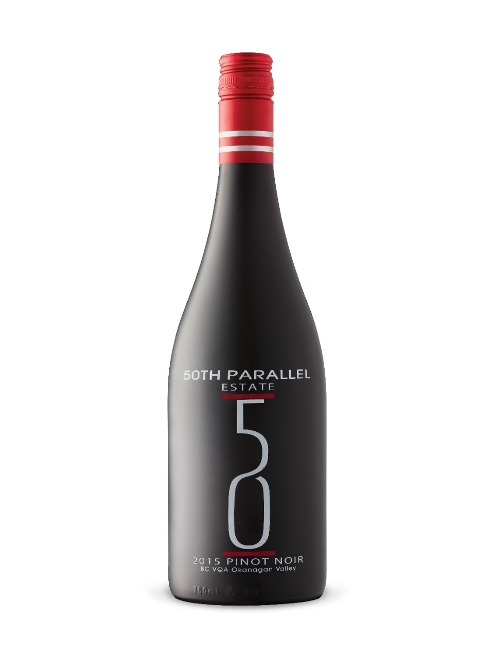 Image for 50th Parallel Estate Pinot Noir 2015 from LCBO