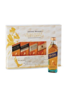 Johnnie Walker Discover Tasting Pack