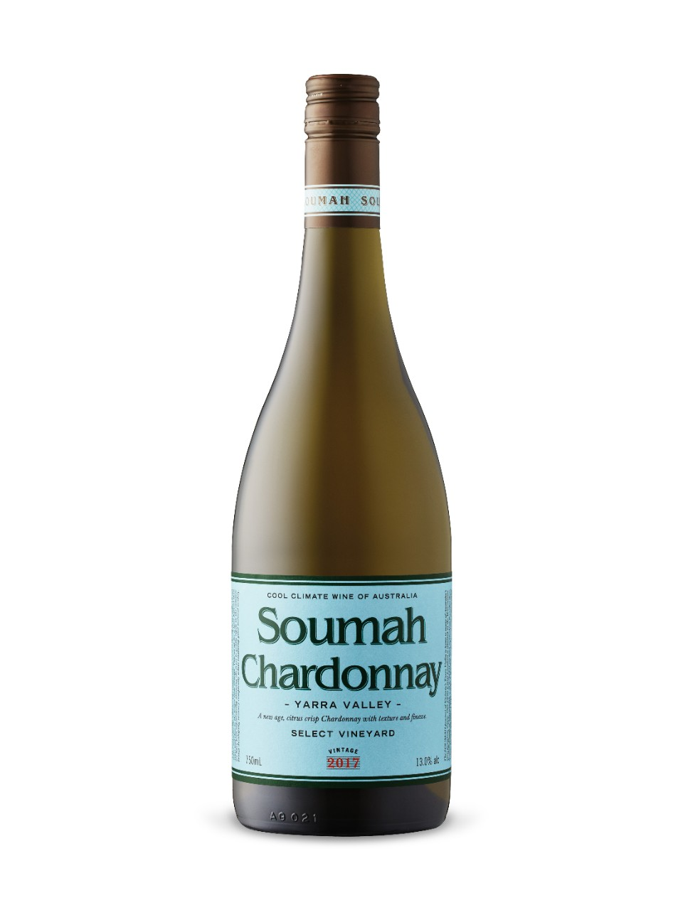 Image for Soumah Chardonnay 2017 from LCBO