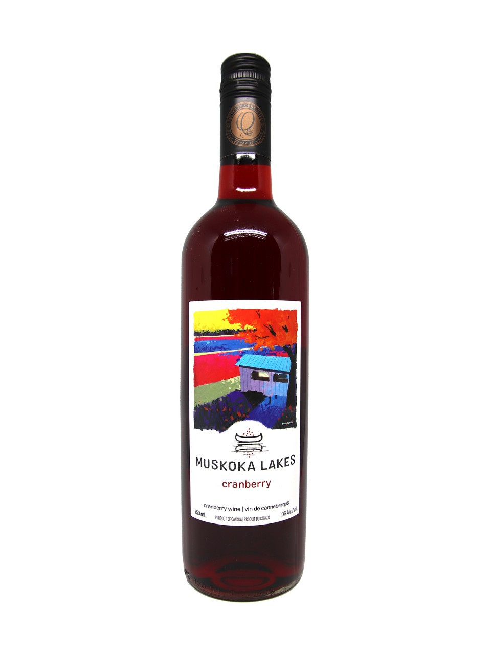Muskoka Lakes Cranberry Wine from LCBO