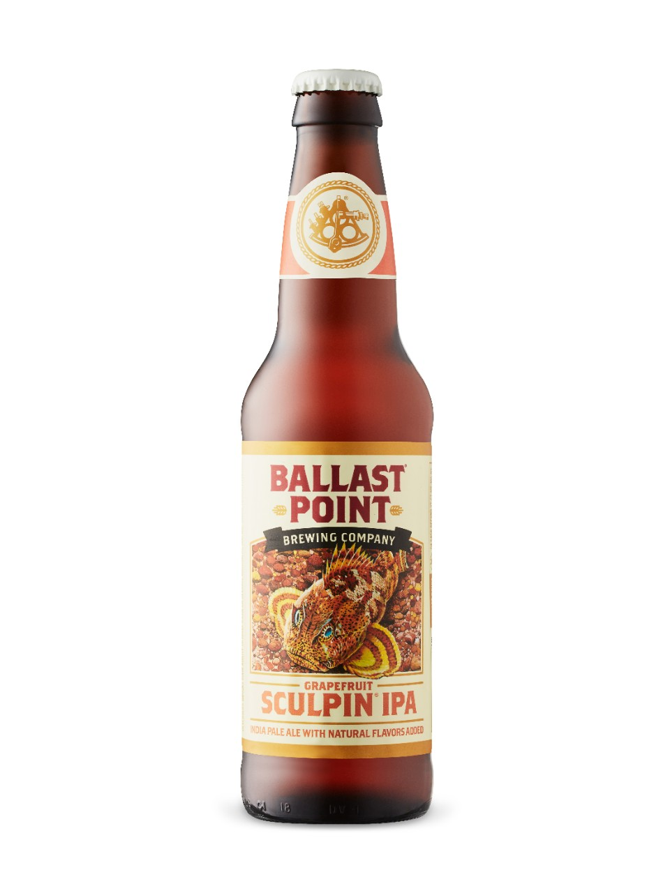 Image for Ballast Point Grapefruit Sculpin IPA from LCBO