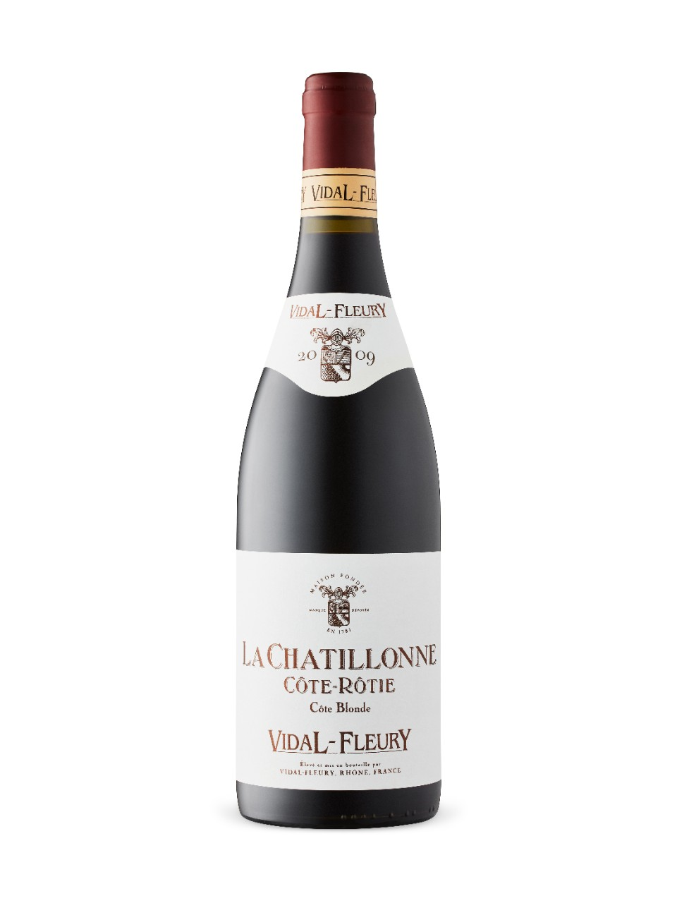 Image for J. Vidal-Fleury Cote Rotie La Chatollonne Blonde 2009 from LCBO