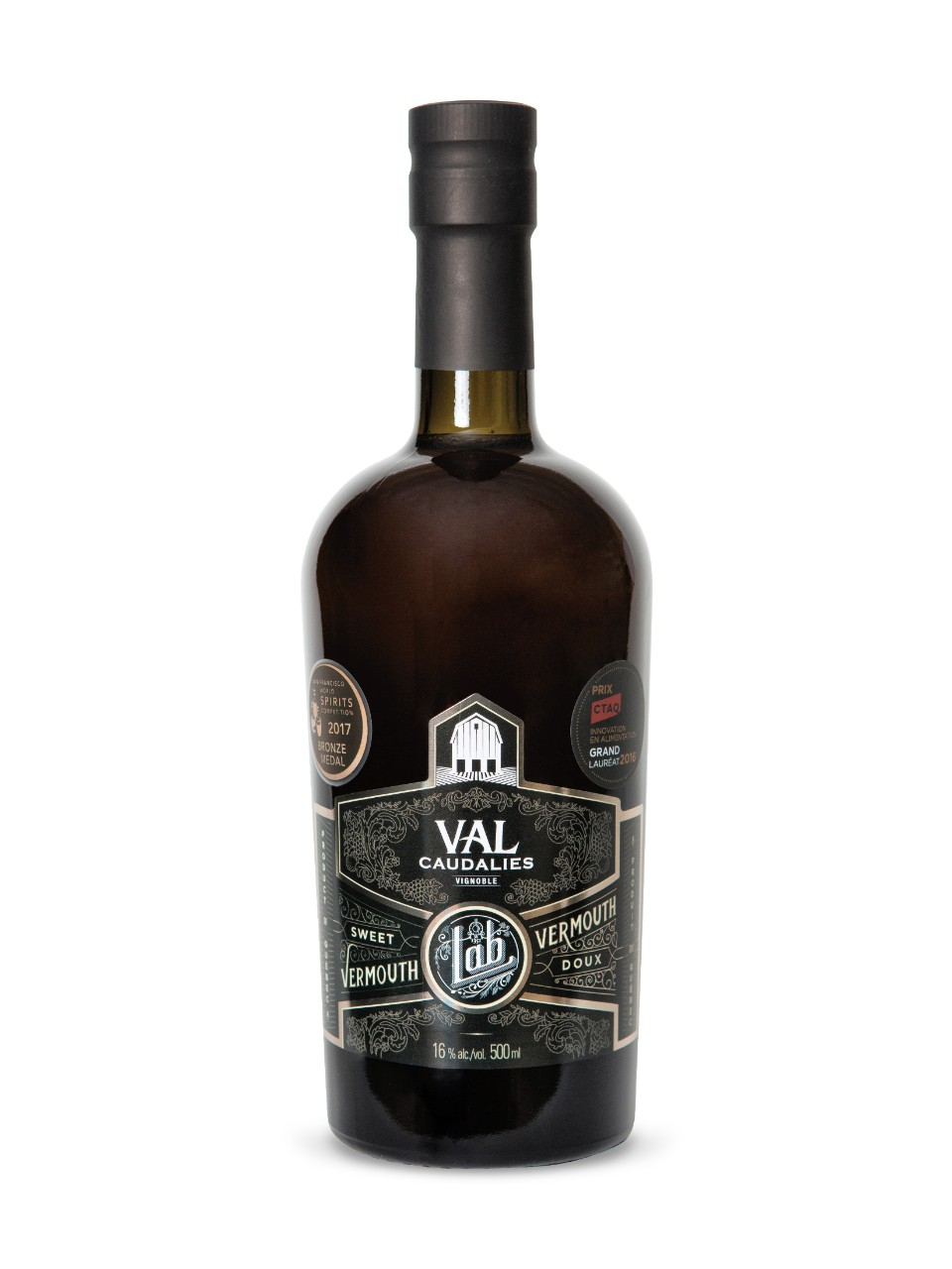 Image for Val Caudalies Lab Vermouth from LCBO