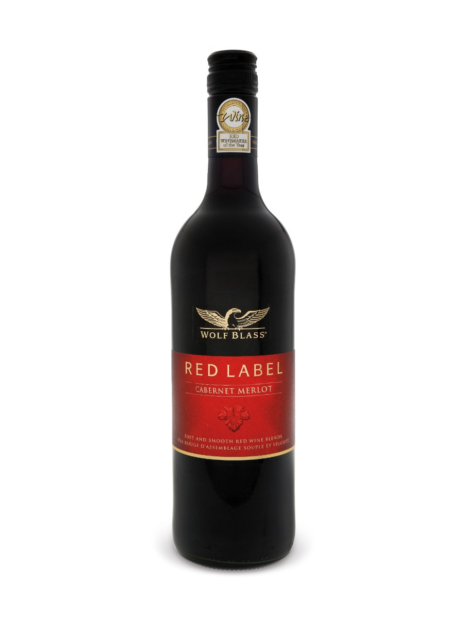 Wolf Blass Red Label Cabernet Merlot from LCBO