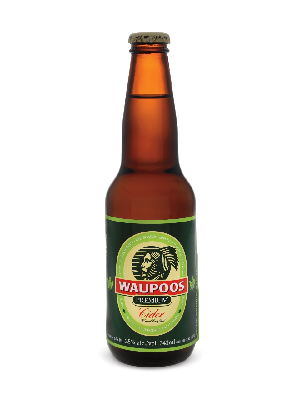 Image for Waupoos Premium Cider from LCBO