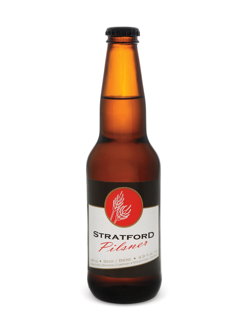 Image for Stratford Pilsner from LCBO