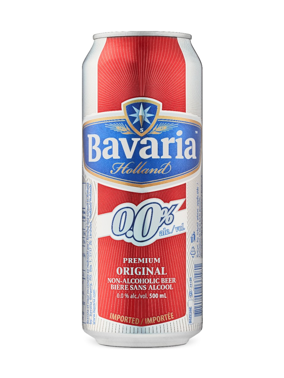 Image for Bavaria 0.0% Original Beer from LCBO