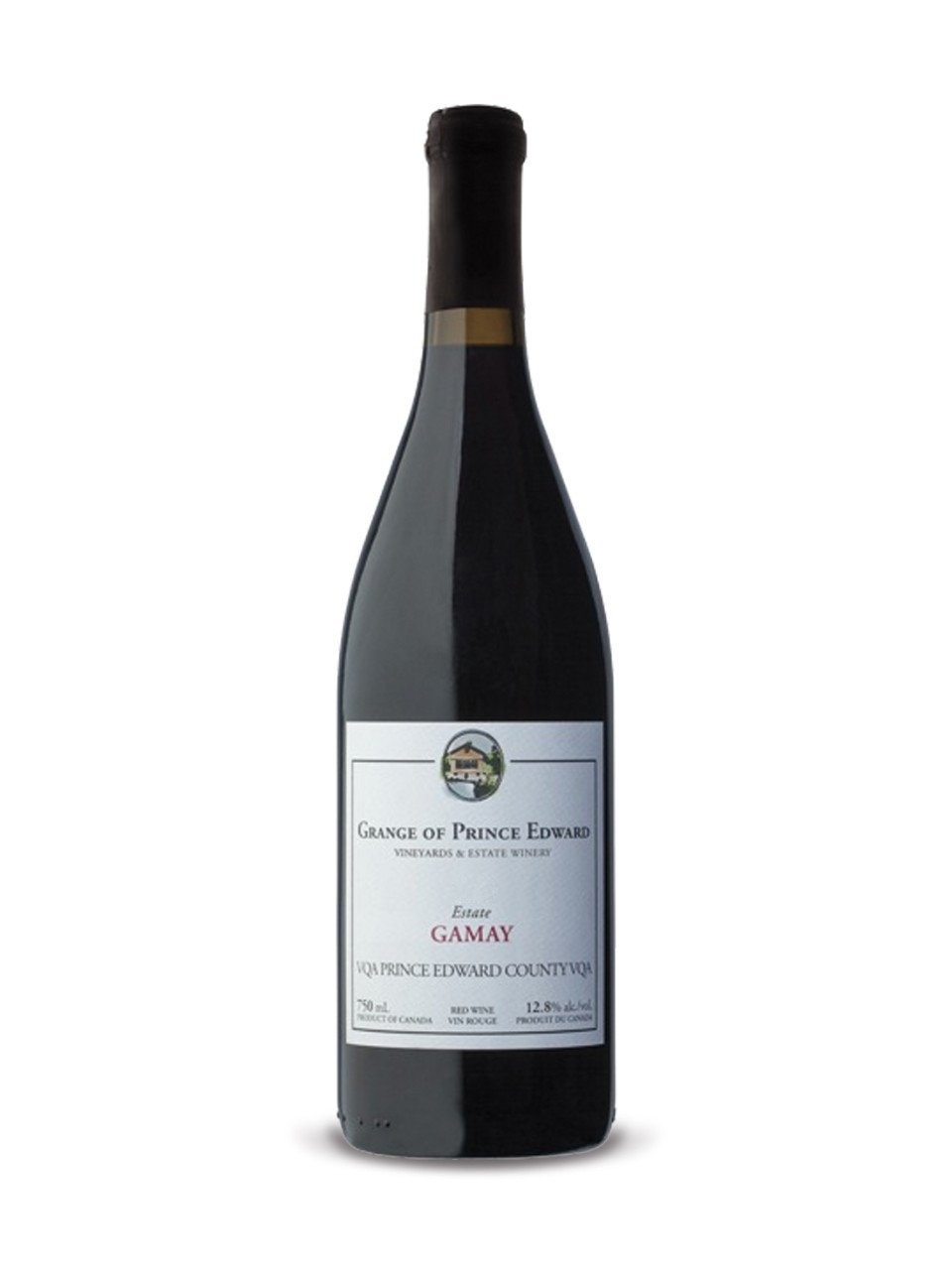 Image for Grange of Prince Edward Gamay Noir VQA from LCBO