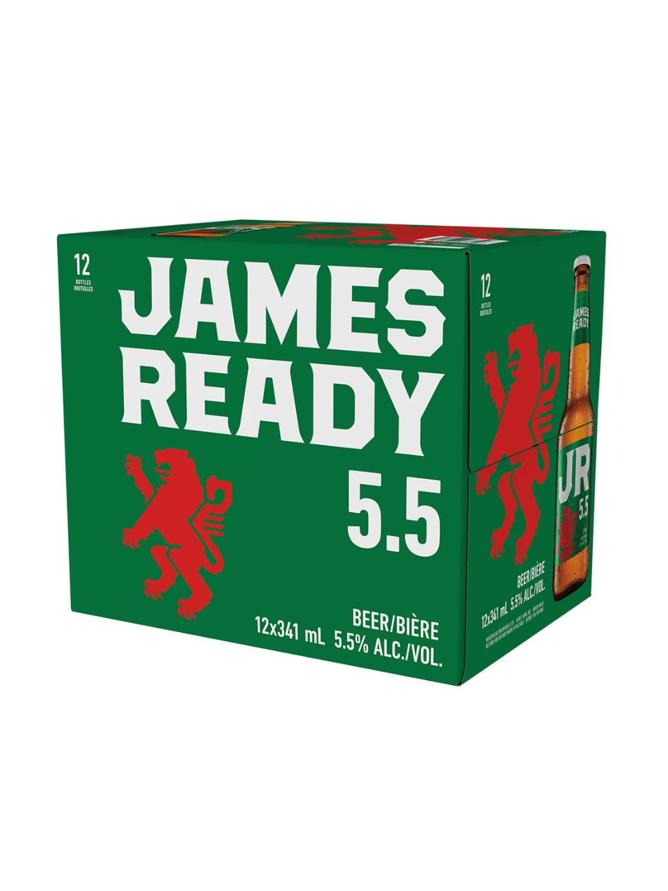 James Ready 5.5 from LCBO