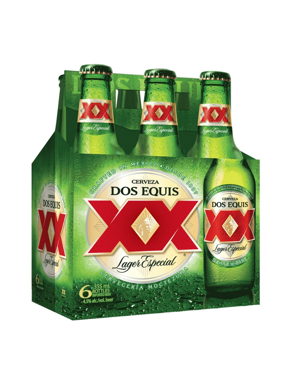 Image for Dos Equis Lager from LCBO