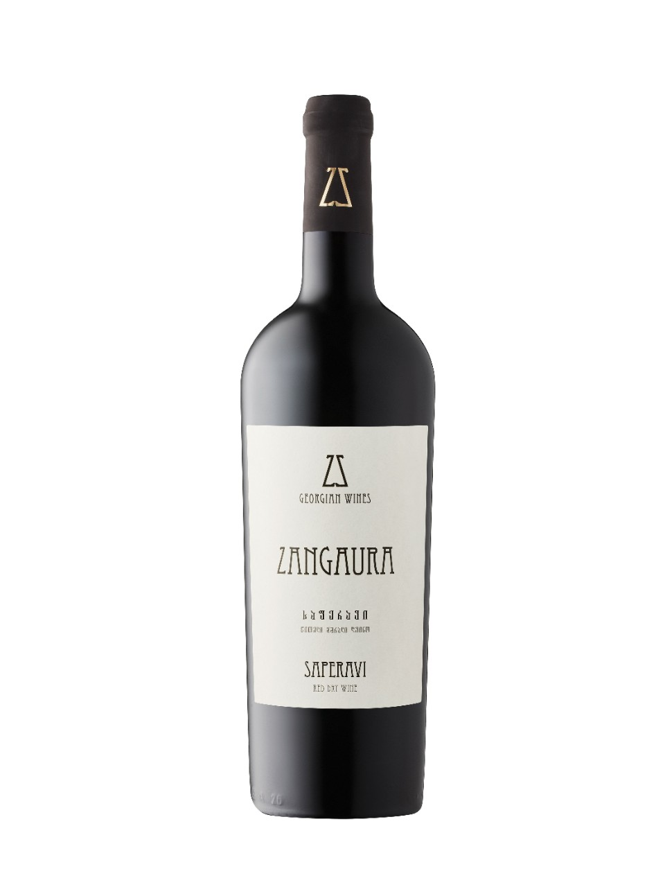 Image for Zangaura Saperavi 2016 from LCBO