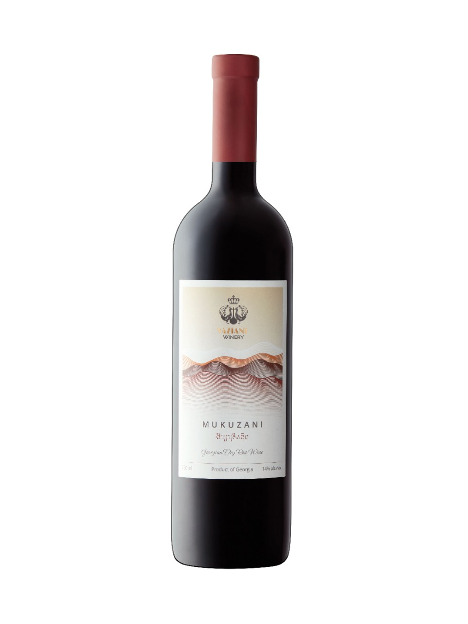 Image for Mukuzani Dry Red 2015 from LCBO