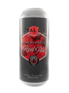 Royal City Remembrance Red Ale