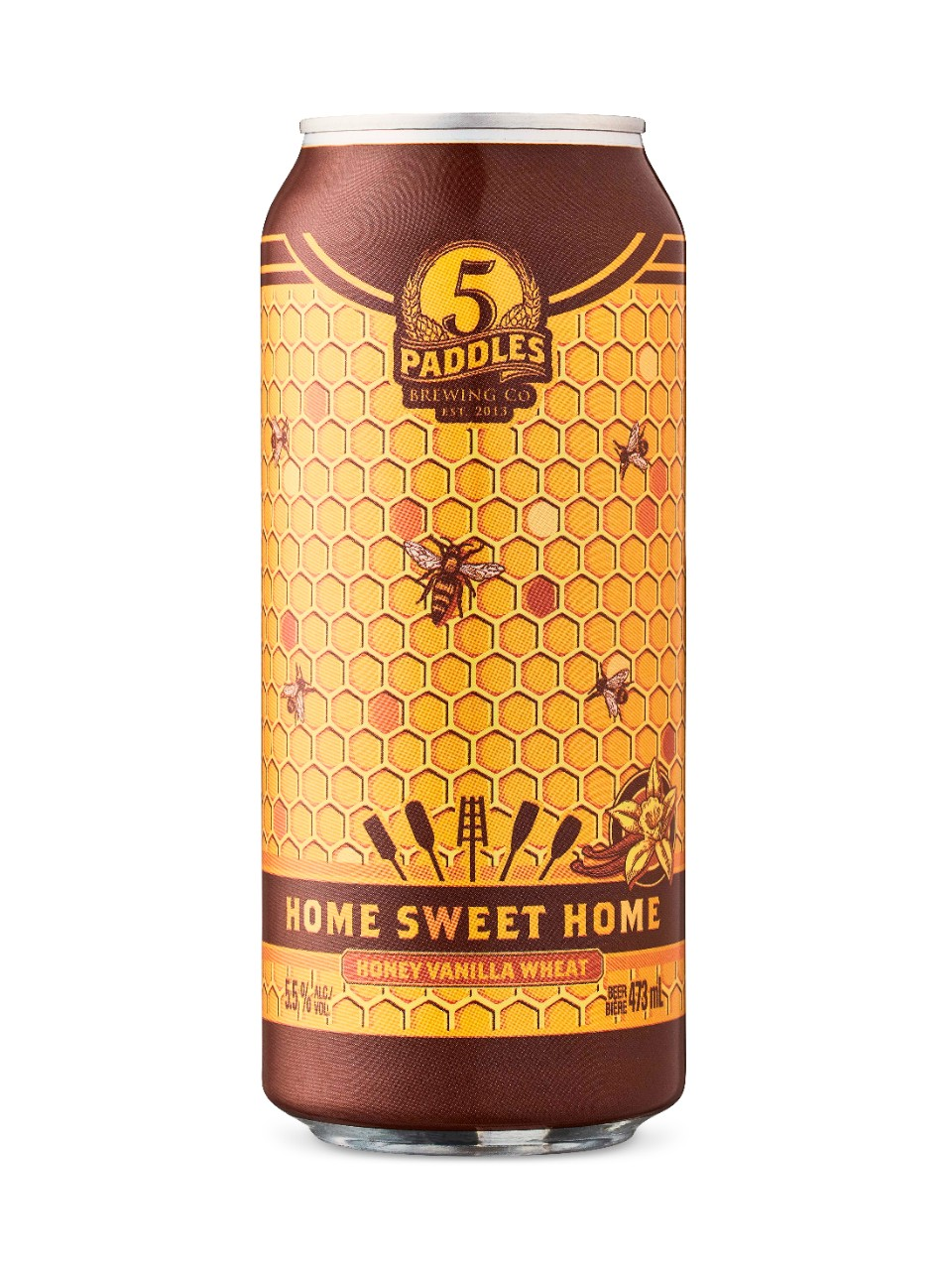 Image for 5 Paddles Home Sweet Home from LCBO