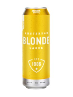 Amsterdam Blonde Lager