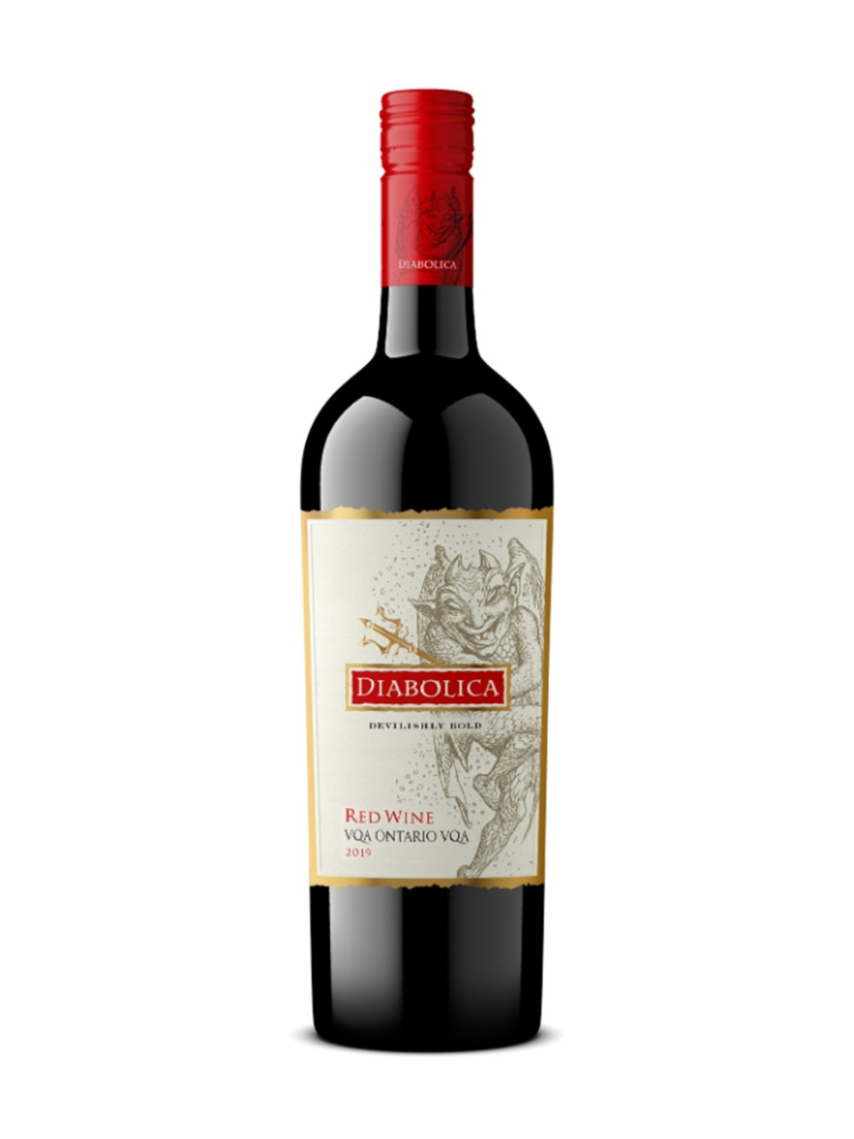 Image for Diabolica Red VQA from LCBO