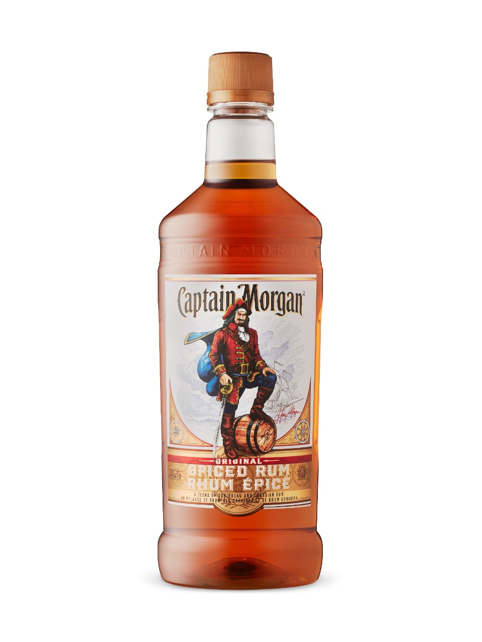 Image for Captain Morgan Original Spiced Rum from LCBO