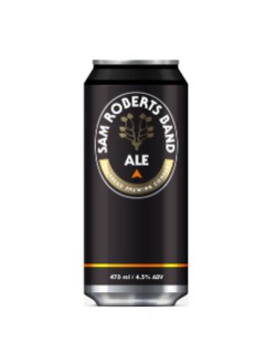 Spearhead Brewing Sam Roberts Ale