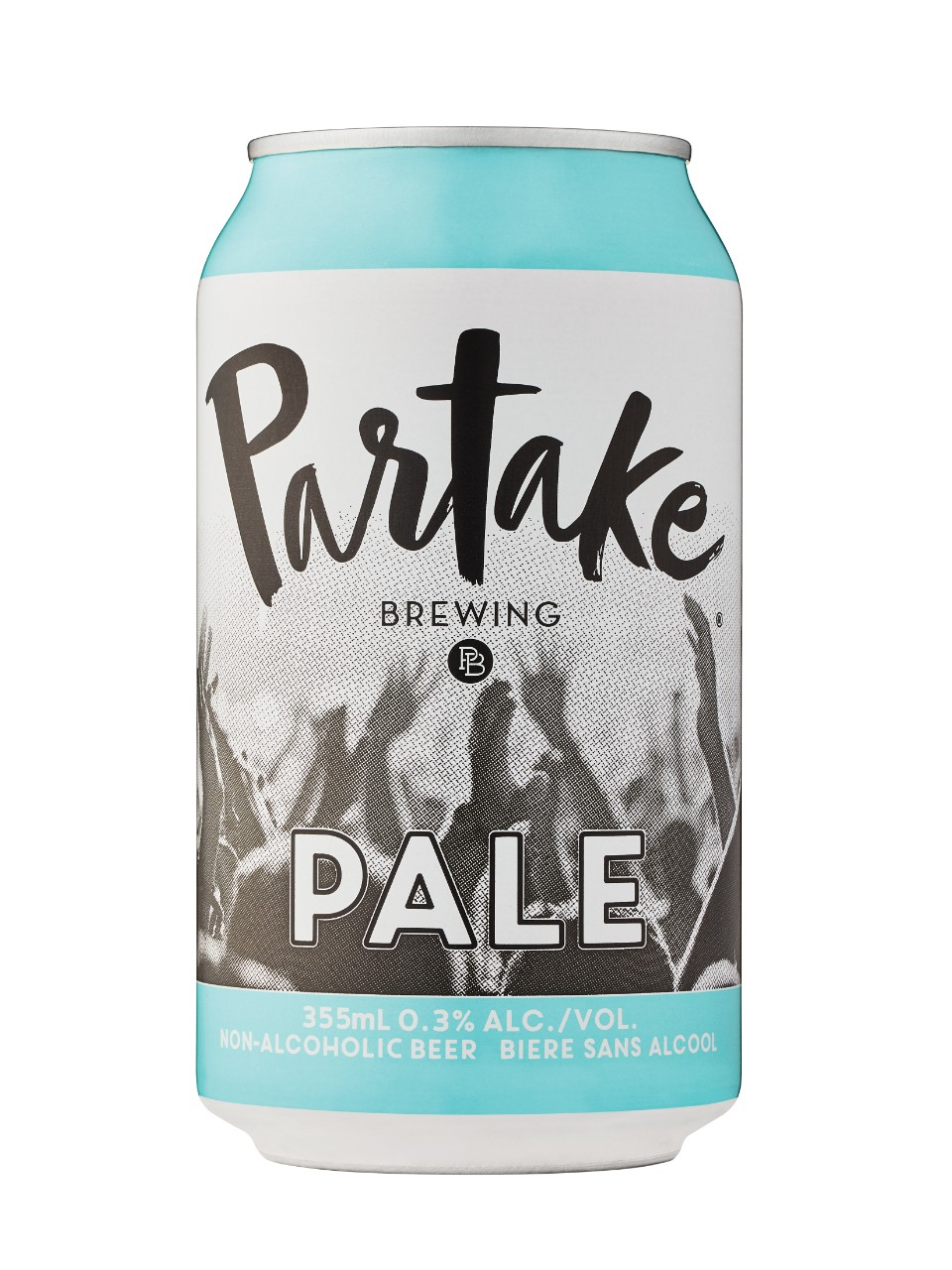 Image for Partake Brewing Non-Alcoholic Pale Ale from LCBO