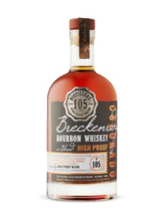 Breckenridge Distillers High Proof Blend