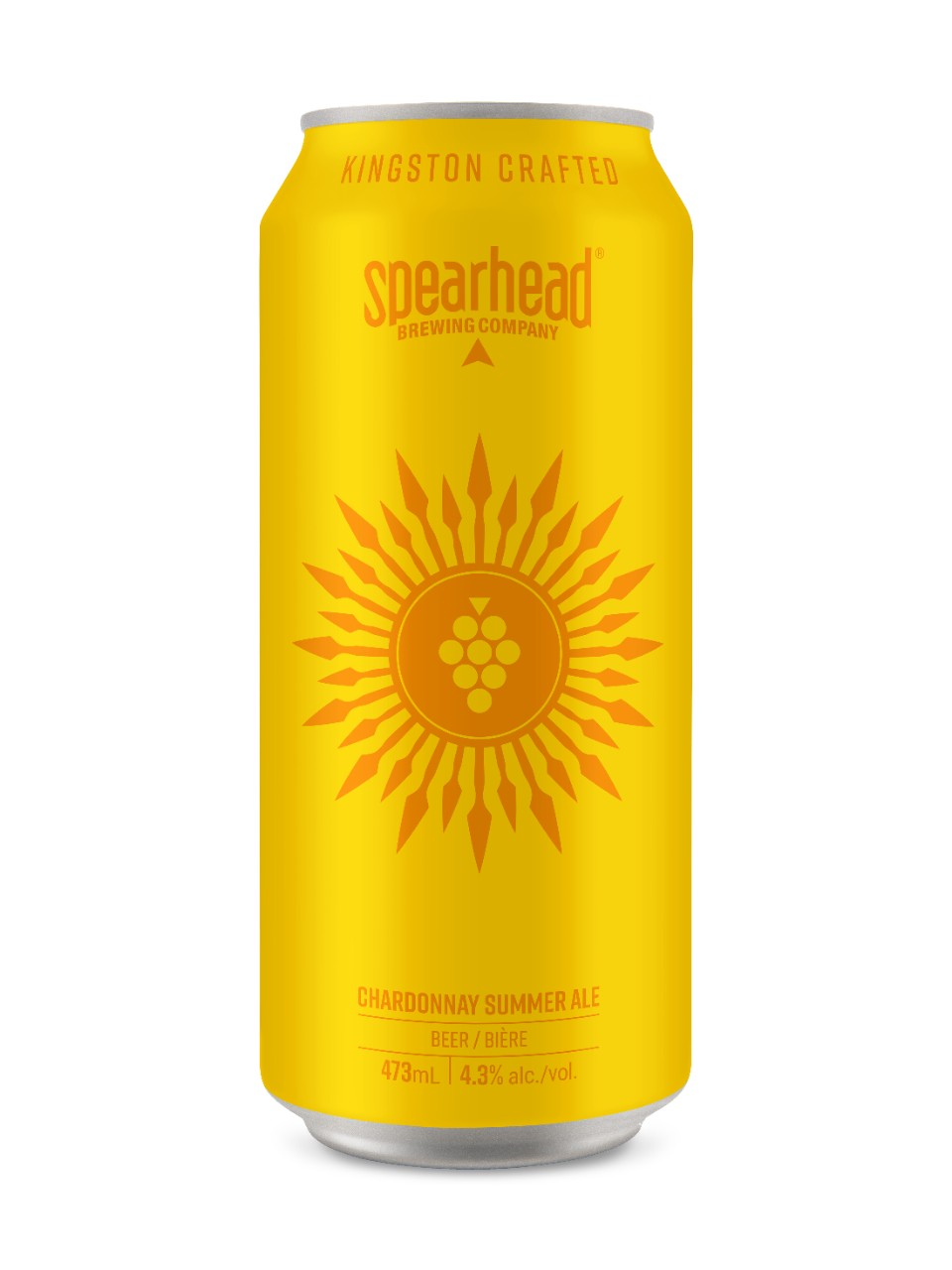 Spearhead Brewing Co. Summer Ale