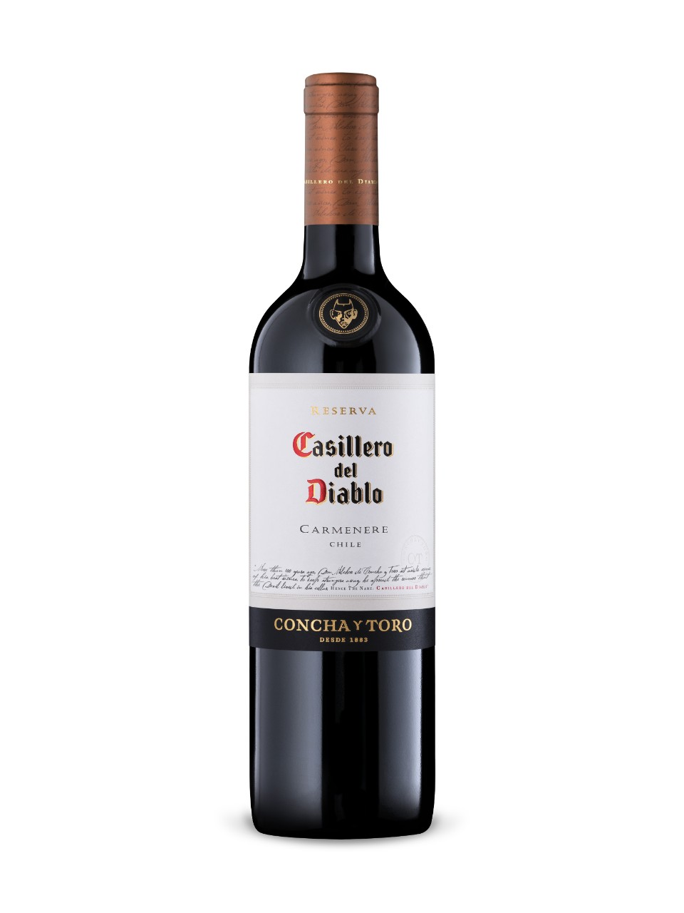 Image for Casillero del Diablo Reserva Carmenere from LCBO
