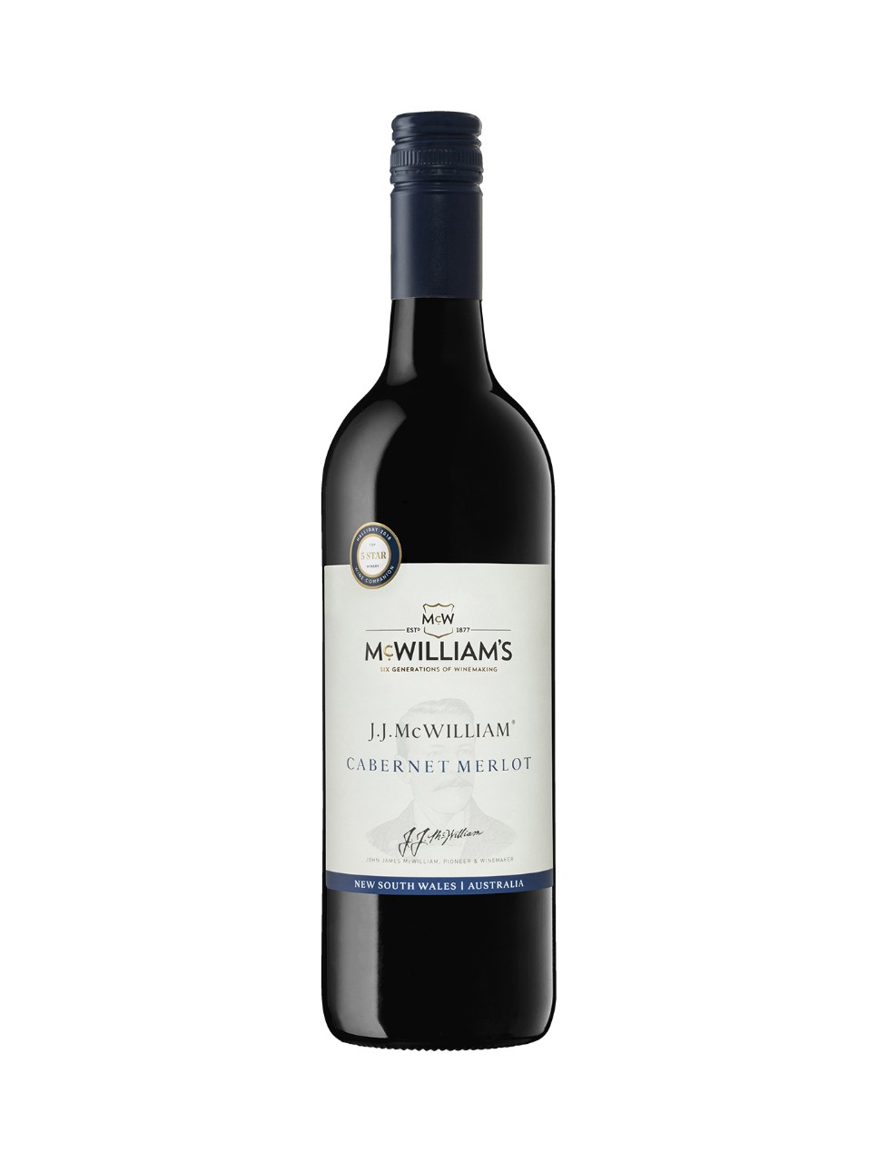 JJ McWilliam Cabernet Merlot from LCBO