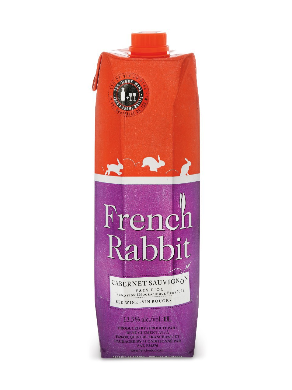 French Rabbit Cabernet Sauvignon Pays D'OC