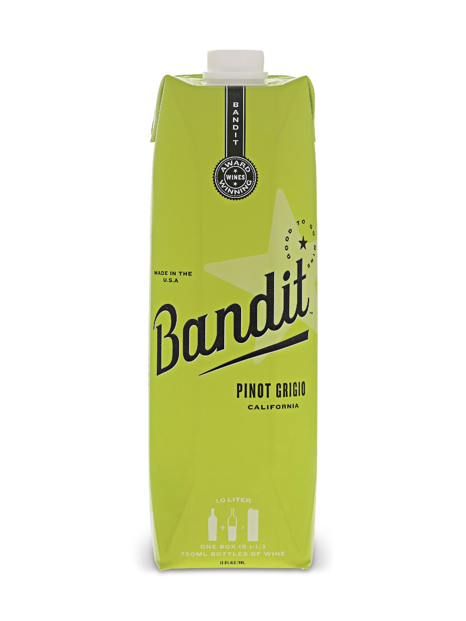 Image for Bandit Pinot Grigio from LCBO