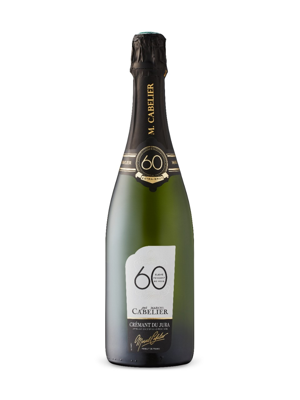 Image for Marcel Cabelier Extra Brut Vintage 60 Mois from LCBO