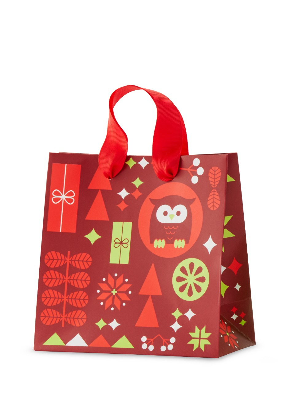 Holiday Mini Gift Bag                                                                                                           -A