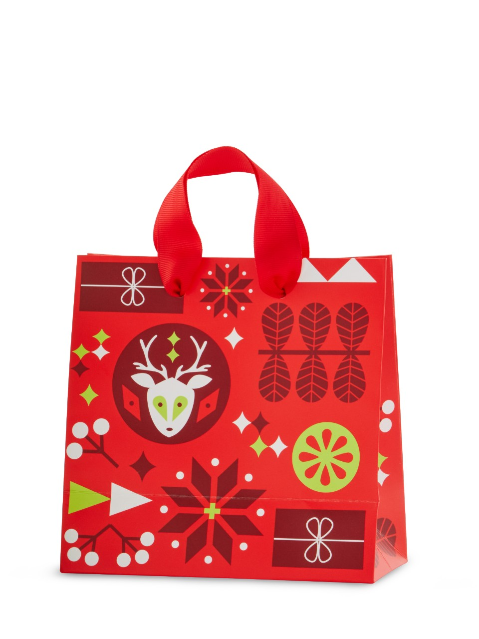 Holiday Mini Gift Bag                                                                                                           -B