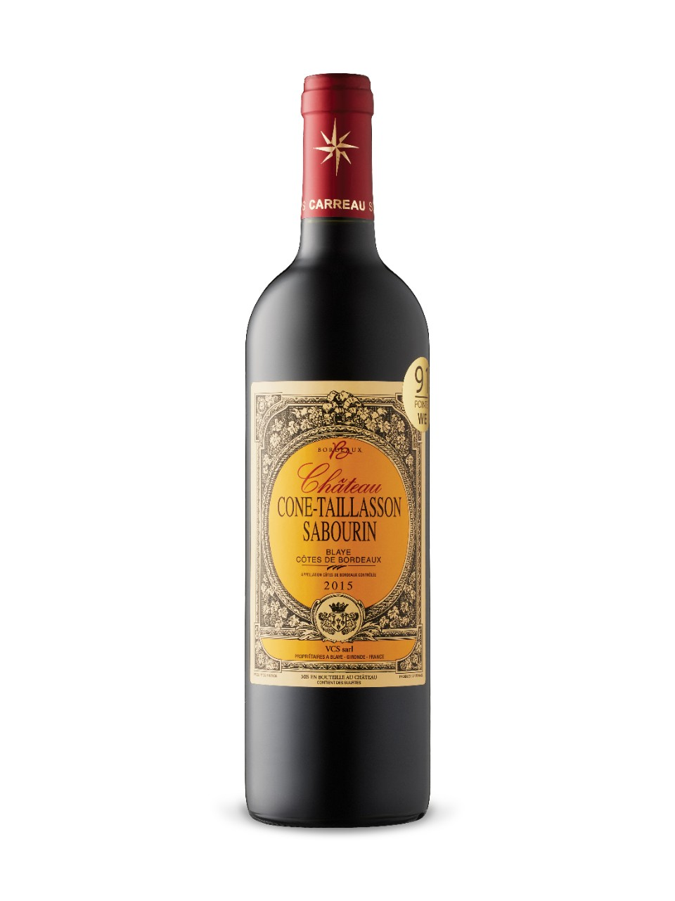 Image for Château Cône-Taillasson Sabourin 2015 from LCBO