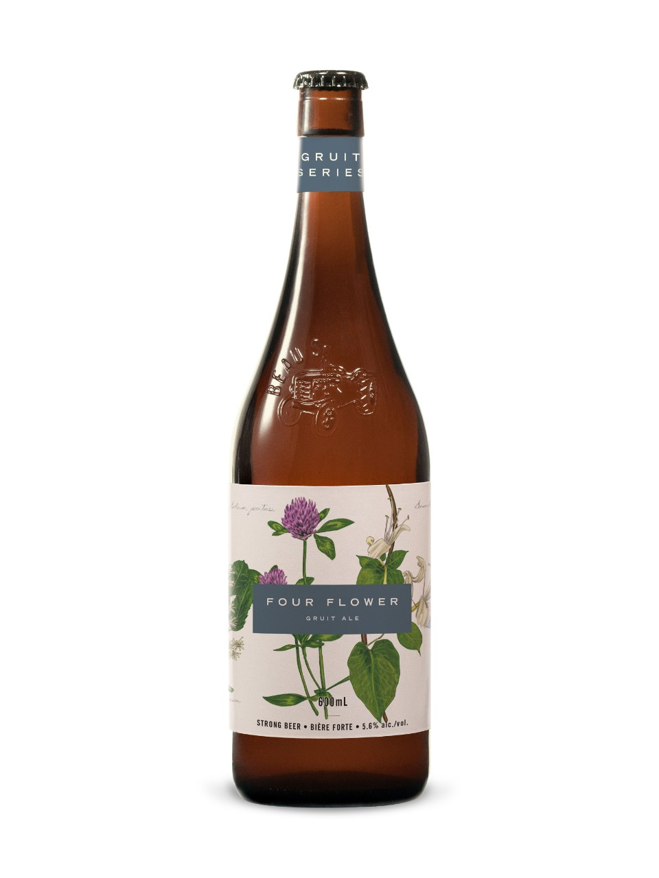 Image for Beau's Four Flower Gruit from LCBO